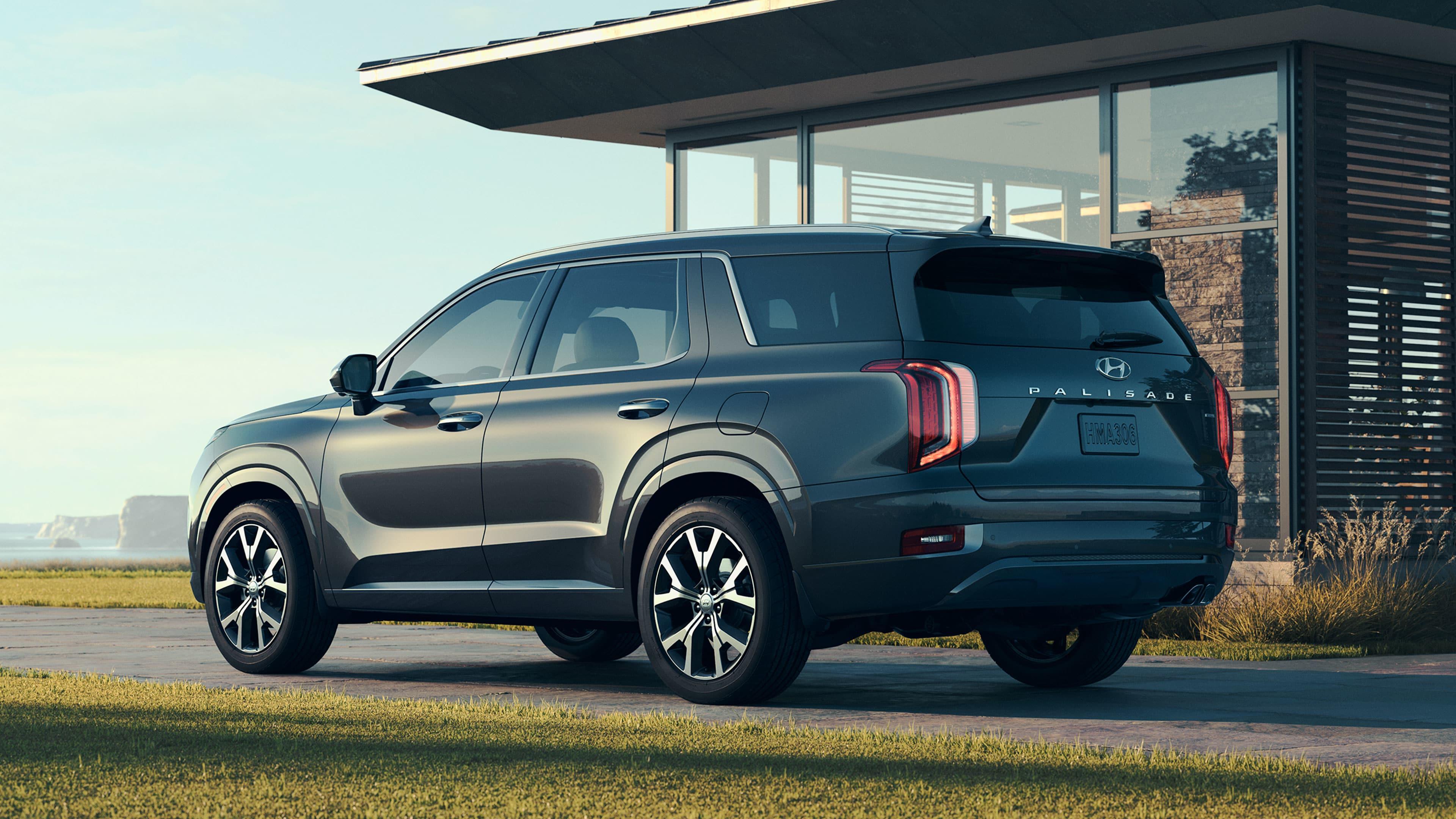 El Hyundai Palisade 2020 Es La Nueva Suv Familiar Capaz De Transportar Hasta 8 Pasajeros La Opinion