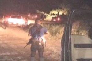 """Nueva Familia Michoacana graba enfrentamiento con fusiles contra Jalisco Nueva Generación de """"El Mencho"""""""
