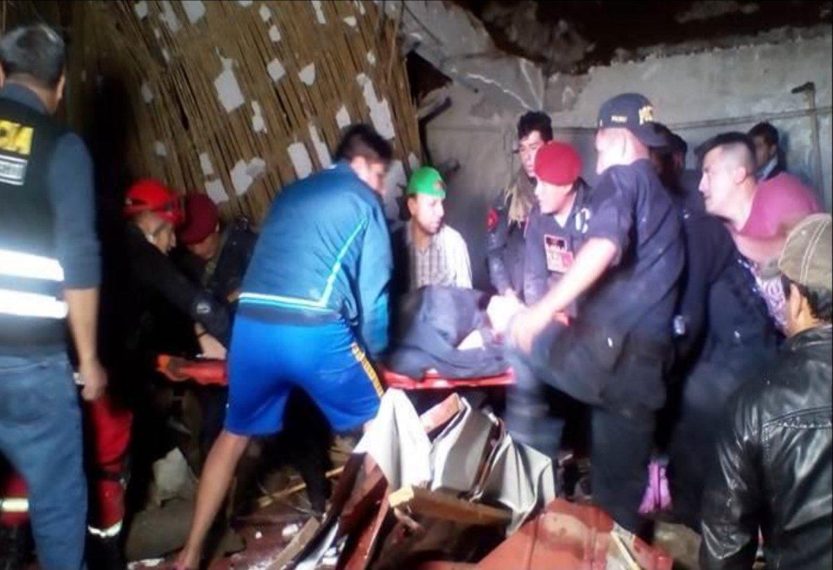 Tragedia en boda en Perú deja la menos 15 muertos