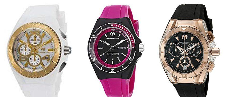 Los 6 mejores relojes Technomarine unisex para usar en toda ocasión