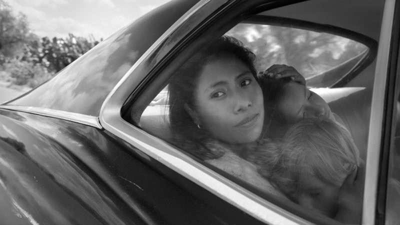 Roma es la película mexicana con más nominaciones al Óscar, y la primera de Netflix en recibir una nominación