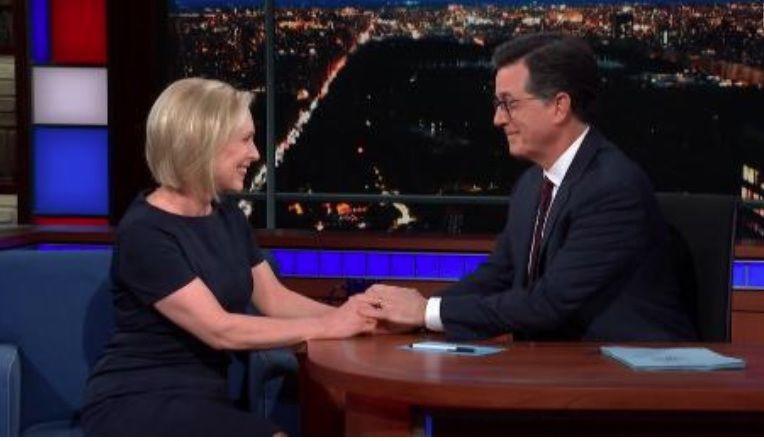 Senadora Gillibrand de Nueva York se suma a carrera presidencial demócrata para derrotar a Trump