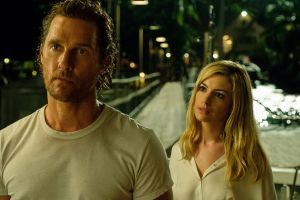 'Serenity', el oscuro reencuentro de Matthew McConaughey y Anne Hathaway