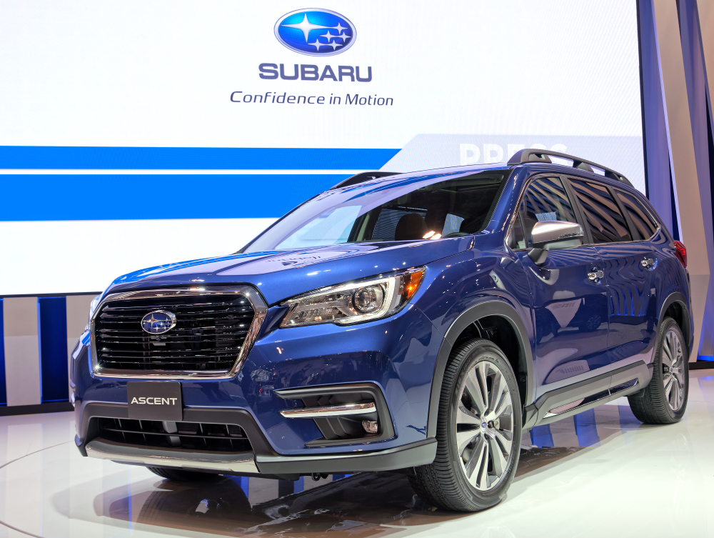 ¿Cuál es el ambicioso objetivo que tiene la casa Subaru para el 2030?