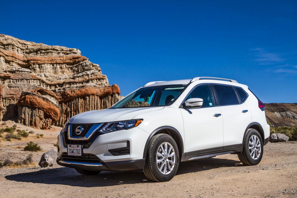 Por qué el Nissan Rogue 2017 podría ser tu próximo auto usado