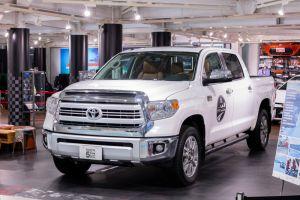 """Toyota dice que la esperada nueva pickup Tundra llegará """"pronto"""""""