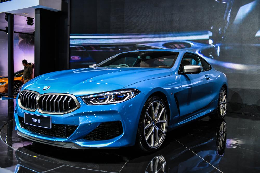 BMW 8 Series 2019 el gran coupe que te pondrá los pelos de punta (VIDEO)