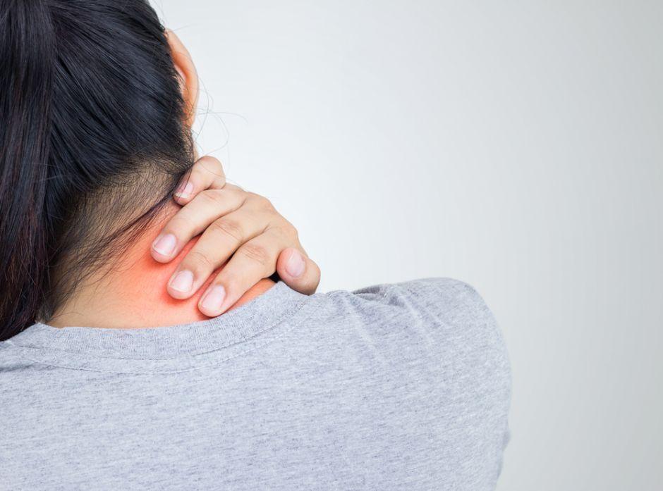 5 masajeadores eléctricos para eliminar los dolores de cuello y espalda
