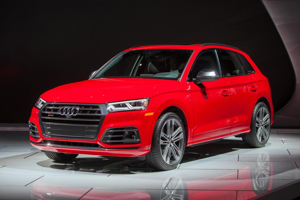 El Audi SQ5 2018 es un vehículo apto para cualquier aventura (VIDEO)