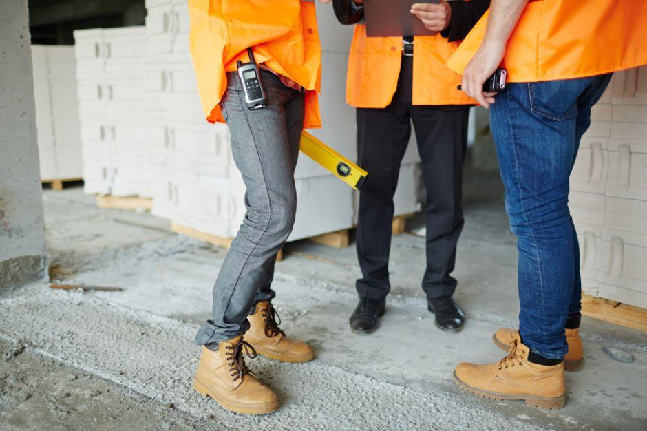 5 estilos de botas de construcción seguras y fuertes para hombres