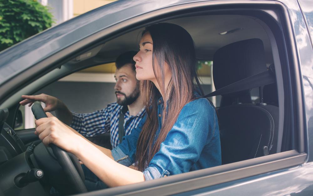 Qué tan dificil es aprender a conducir por primera vez