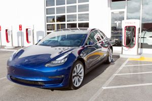 Tesla lModel 3 es el vehículo eléctrico #1 en China