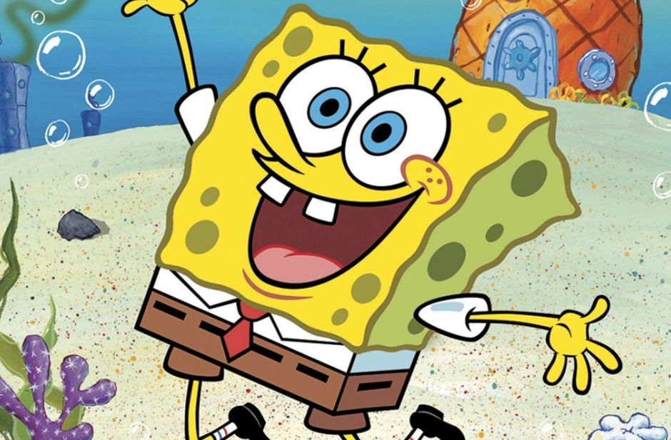 Quieren a 'SpongeBob SquarePants' en el Super Bowl 2019