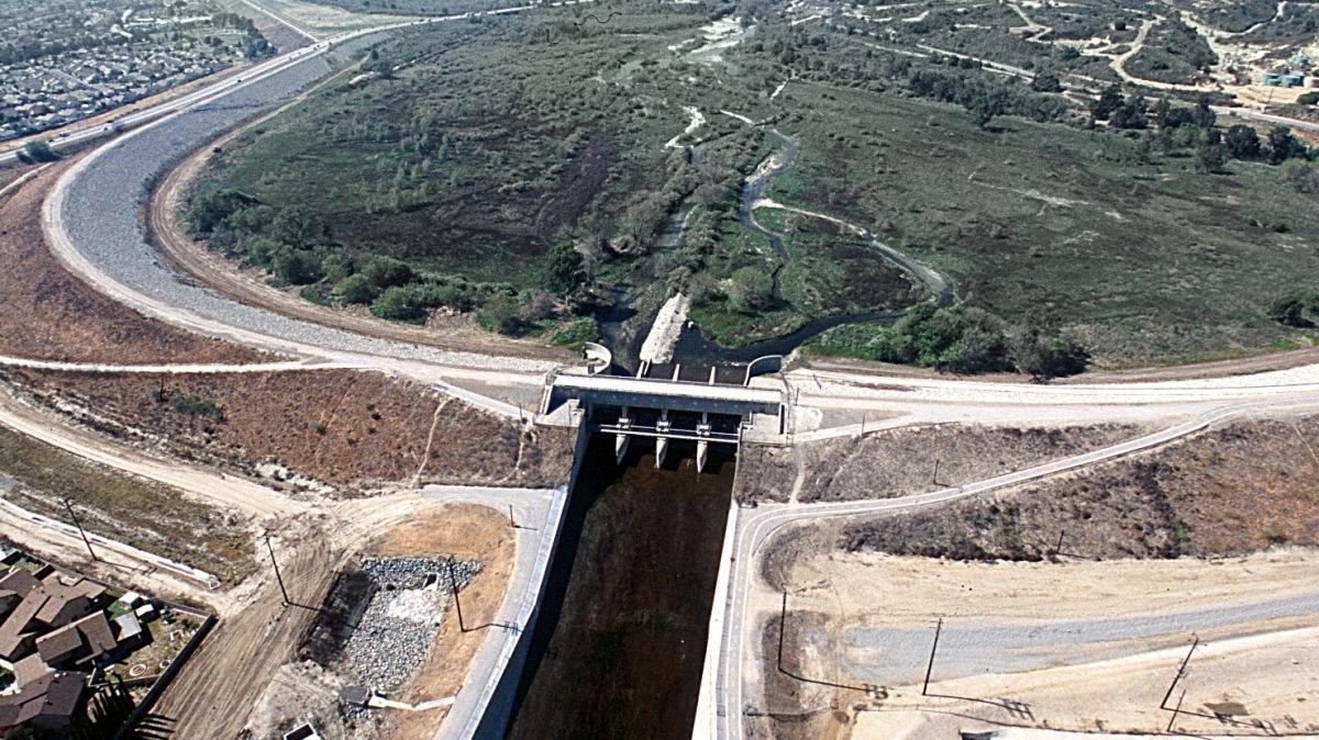 Inversión millonaria para prevenir que la presa Whittier Narrows se desborde