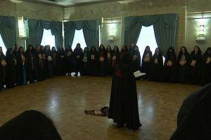 El grupo de hechiceras ocultistas que realizan ritos en apoyo al presidente de Rusia, Vladimir Putin