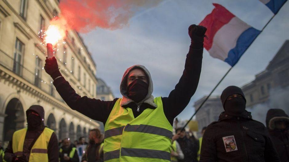 """Movimiento de los """"chalecos amarillos"""": qué hay detrás de la crisis entre Francia e Italia"""