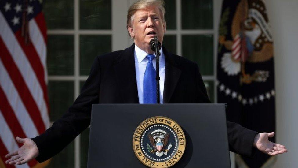 """Muro de Trump: """"Es una crisis inventada, el presidente exageró lo que pasa en la frontera"""""""