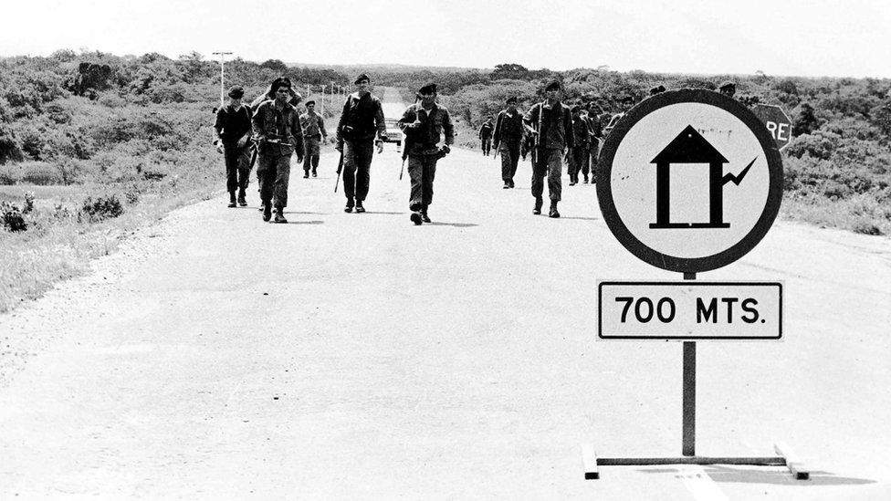 """El """"desembarco de Machurucuto"""", la intervención militar en Venezuela ideada en Cuba por Fidel Castro"""
