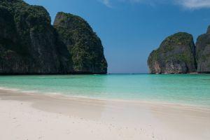 Maya Bay, la icónica playa que hizo famosa Leonardo Di Caprio y que ahora nadie puede visitar