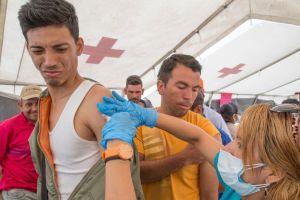 Cómo la crisis de salud en Venezuela se ha convertido en un problema para los países de la región