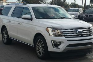 Ford Expedition Limited FX4 con paquete todoterreno