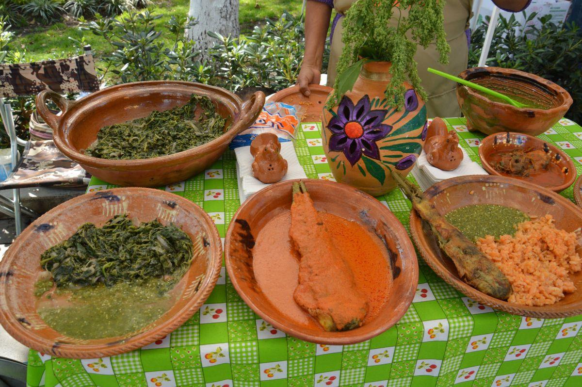 Para los investigadores, los quelites son un tesoro gastronómico.