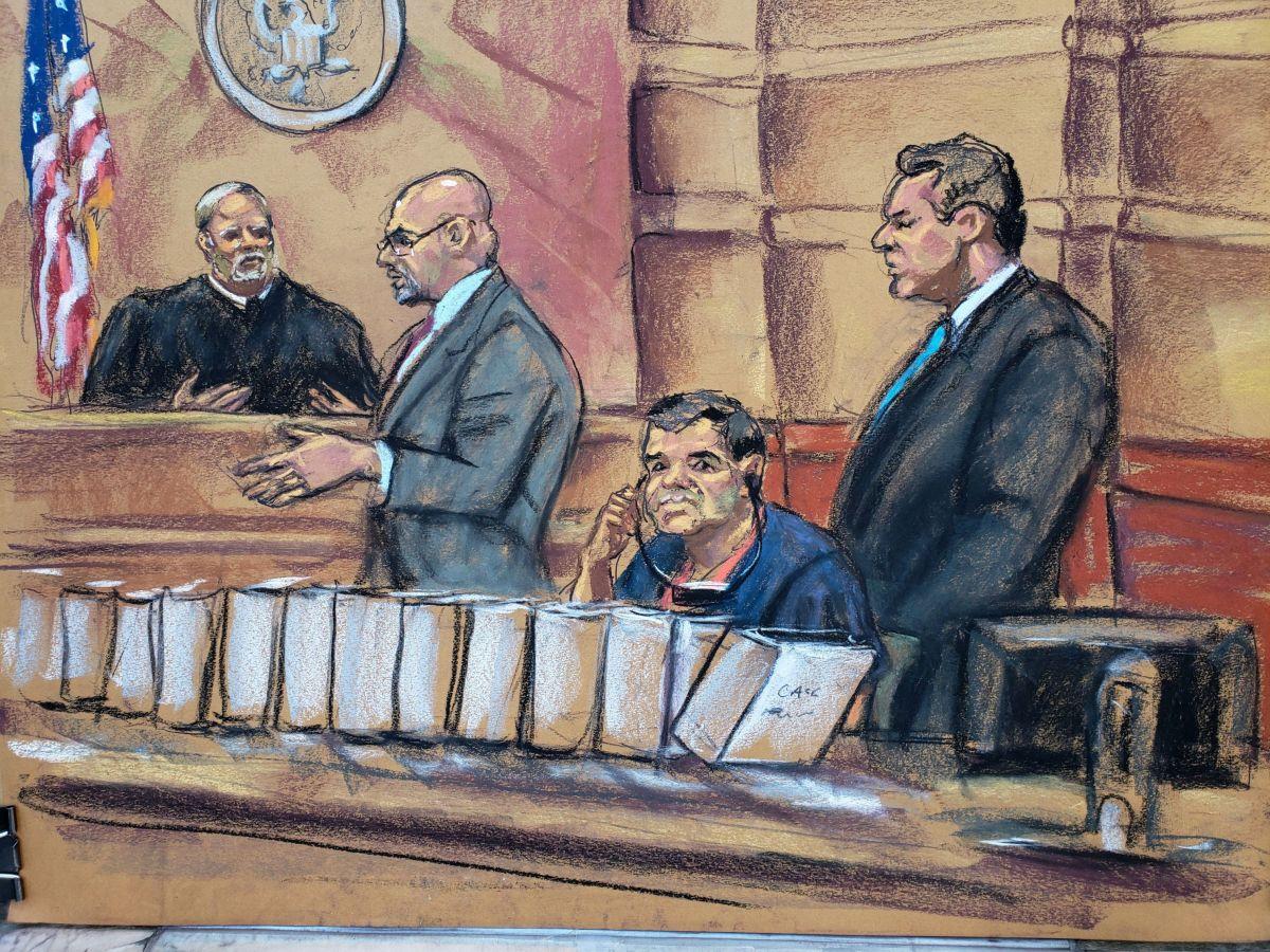 """""""El Chapo"""" podría pasar el resto de su vida en cárcel de Colorado de resultar culpable"""