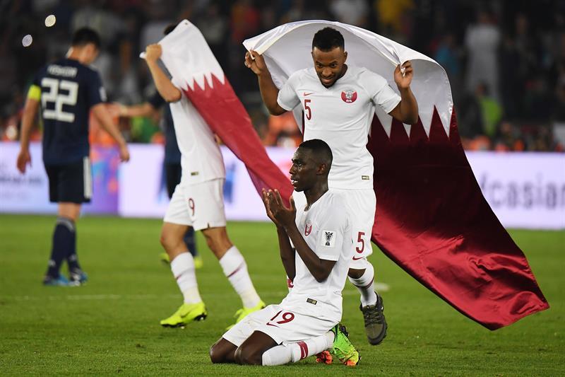 La selección de Qatar conquistó la Copa de Asia por primera vez en su historia