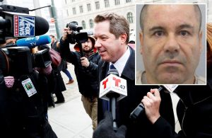 """Las metanfetaminas complican la decisión del jurado sobre """"El Chapo"""""""