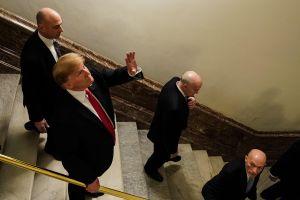 ¿Cuántas mentiras dijo Trump en su discurso del Estado de la Unión?