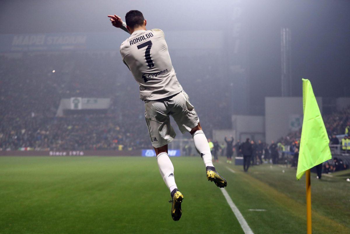 Juventus encontró en Cristiano Ronaldo a un verdadero líder.