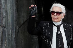 Fotos: Murió Karl Lagerfeld, la leyenda detrás de Chanel