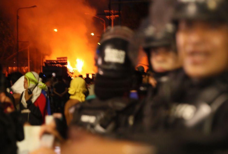 Estados Unidos sigue de cerca la crisis en Venezuela