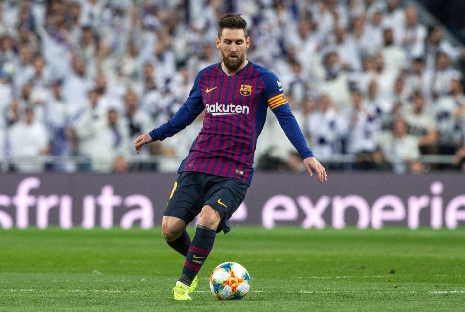 La noche en que Messi no tiró a la portería del Real Madrid
