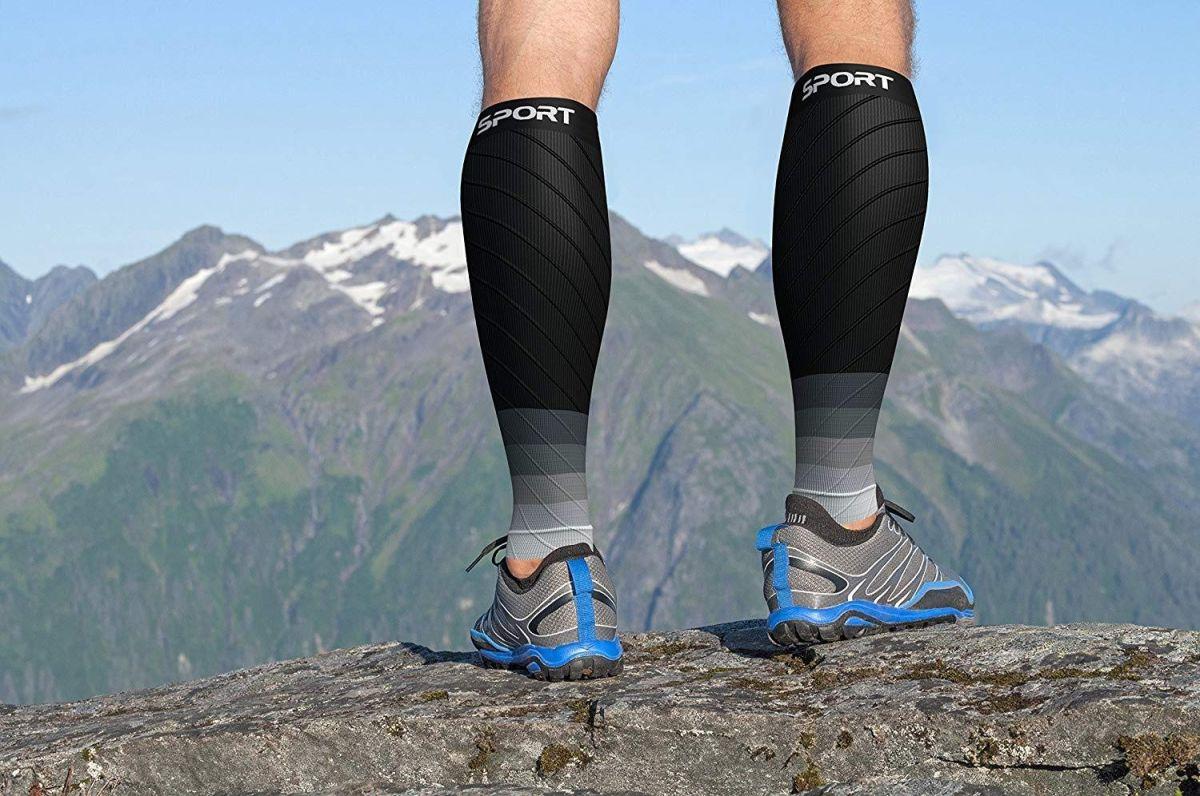 Las 5 mejores medias de compresión para prevenir las venas varicosas en tus piernas