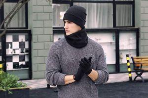 Los 7 mejores sets de bufandas, gorros y guantes para protegerte ante una ola de frío