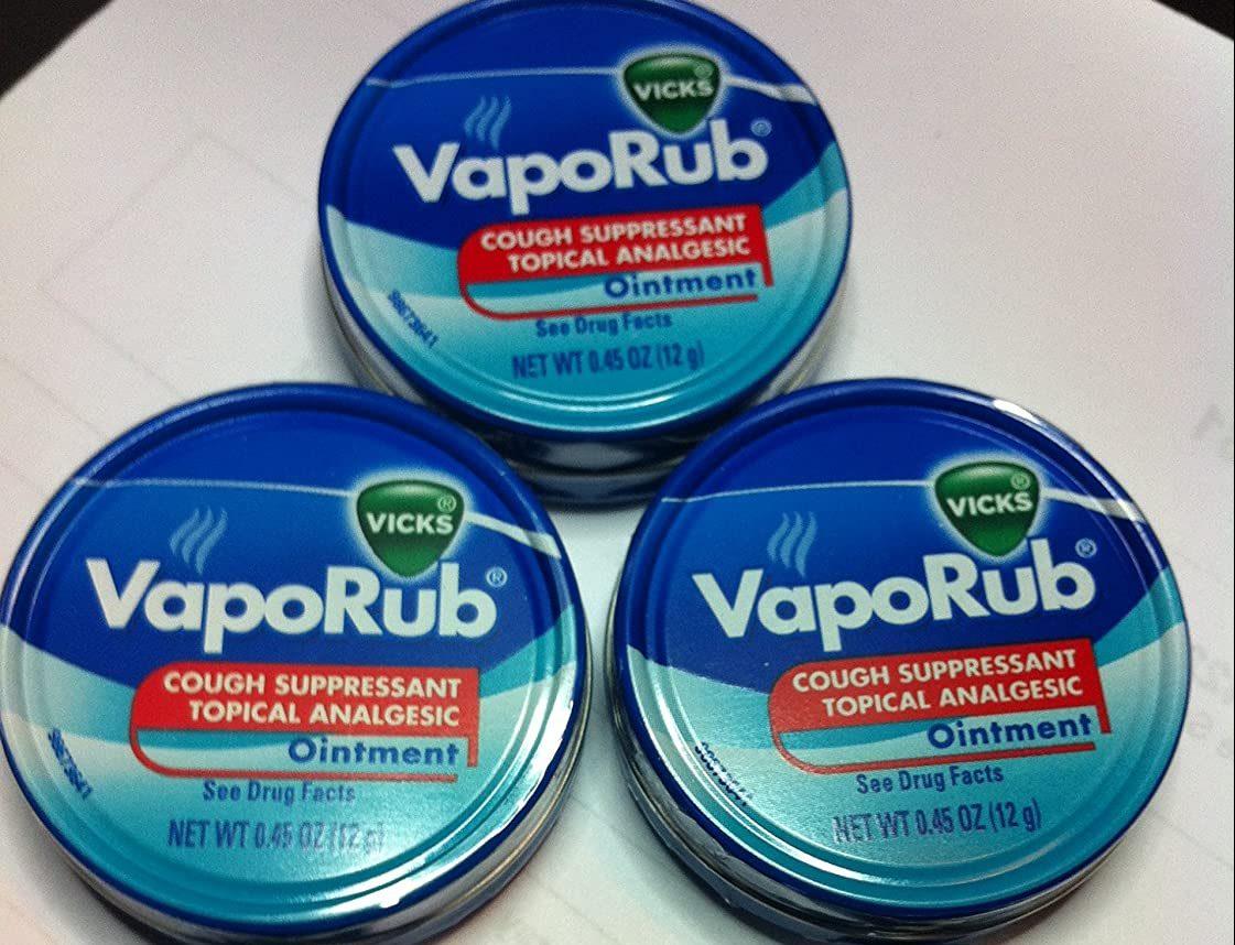 4 usos medicinales del Vicks Vaporub que seguramente no conocías