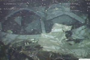 Estremecedoras imágenes del avión de Emiliano Sala partido en tres pedazos