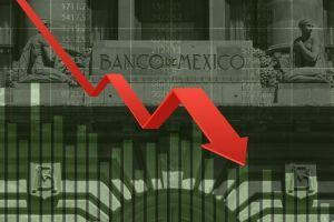 El Banco de México reduce perspectivas de crecimiento para el 2019