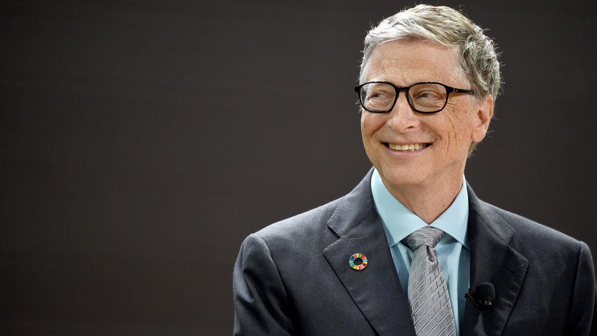 Ahora podrás tener una idea de lo que se siente tener el dinero de Bill Gates.