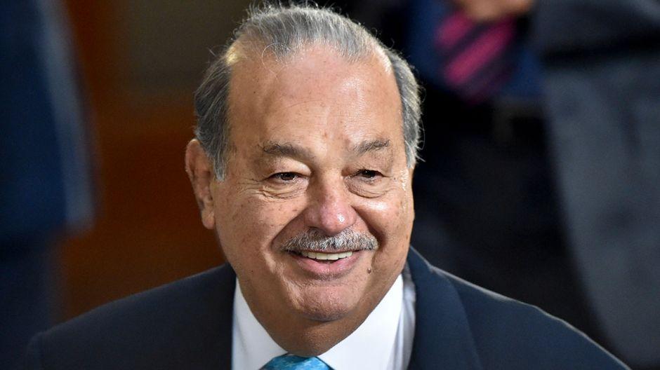 Revelan carta que Carlos Slim le envió carta a AMLO, le pidió salvar el aeropuerto en Texcoco