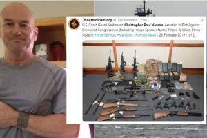 """Supremacista blanco planeaba brutal ataque: """"Sueño con matar hasta la última persona"""""""
