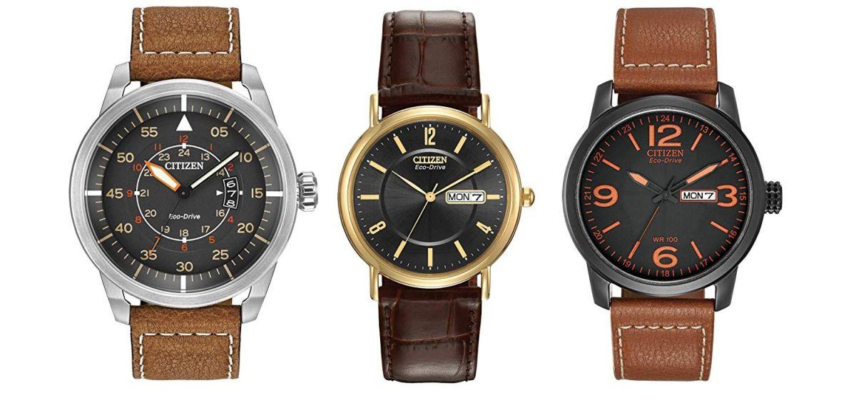 Los 7 mejores relojes Citizen de hombres por menos de $100