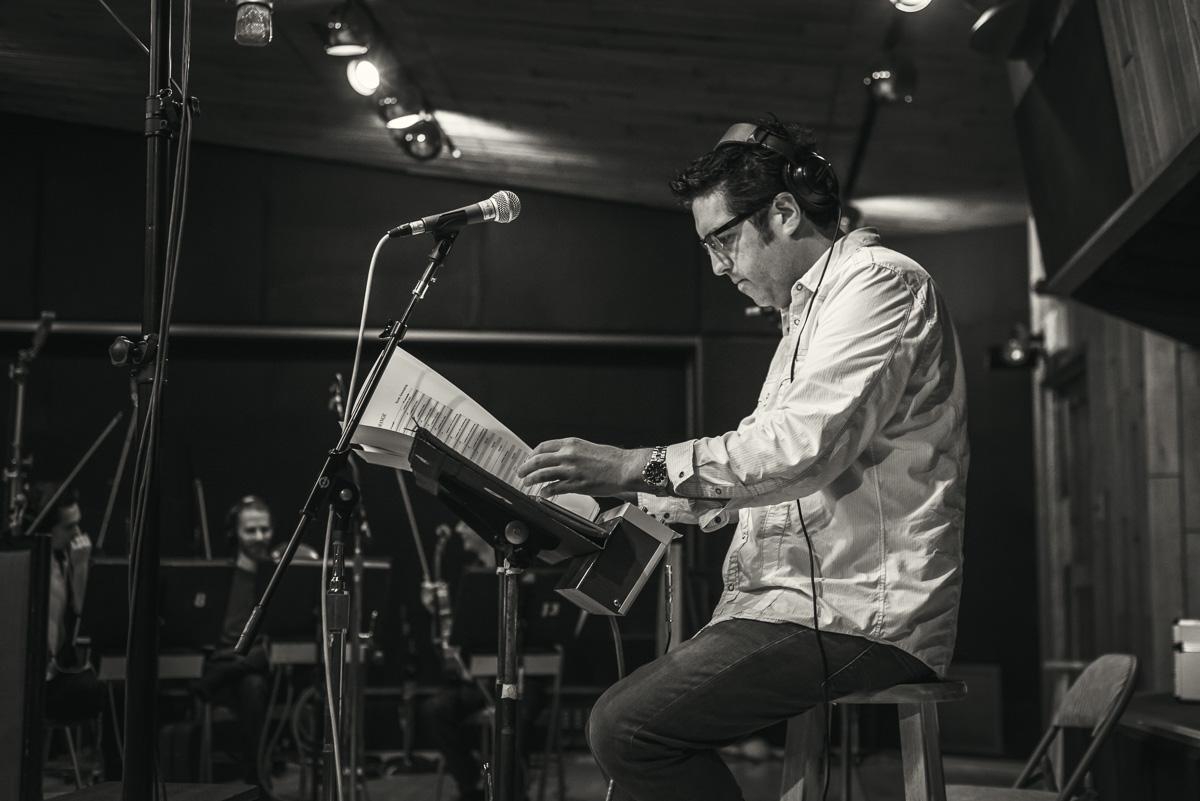 CHECHE ALARA,  DIRECTOR MUSICAL DEL PREMIERE DE LA EDICION 61 DEL GRAMMY