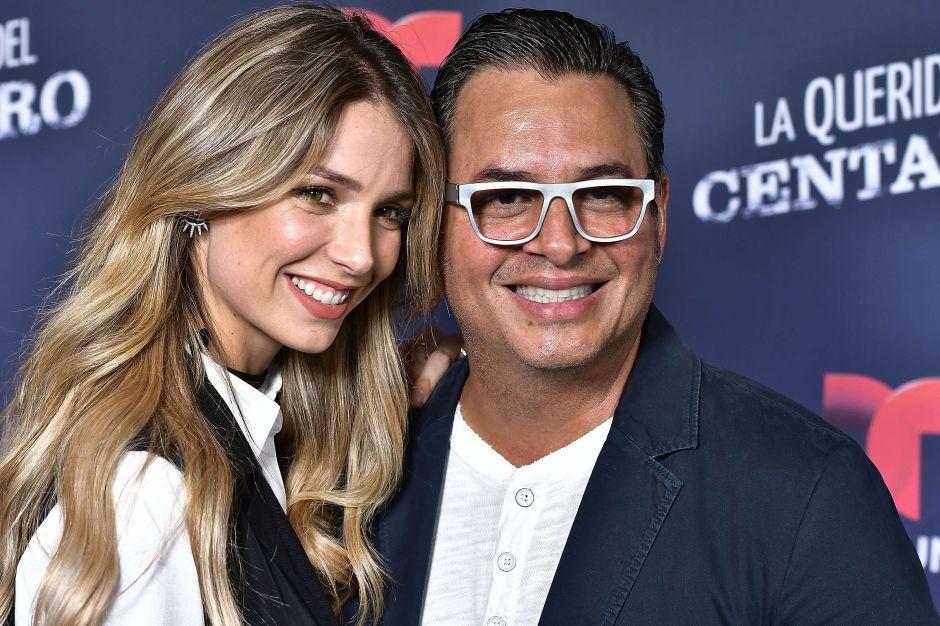 Daniel Sarcos y Alessandra Villegas ya son papás