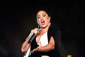 La obra de arte que Demi Lovato se tatuó en la espalda tras su rompimiento con Austin Wilson