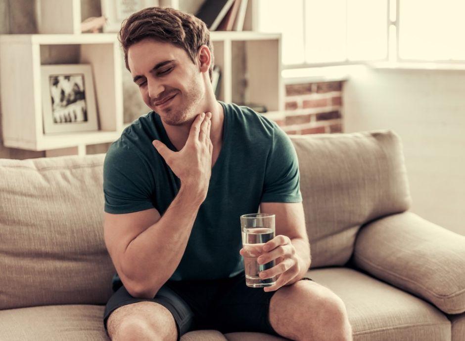 7 consejos para aliviar la irritación de la garganta
