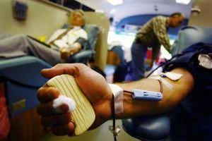 Cruz Roja anuncia severa escasez de sangre tipo O