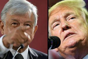 México le da la espalda a Trump