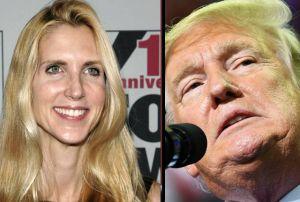 "Ann Coulter le vuelve a sacar chispas a Trump y lo llama ""lunático e inepto"""